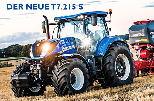 New Holland T7.215 S